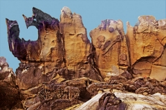 Rock Structures.