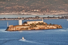 """Alcatraz Prison: """"The Rock"""""""