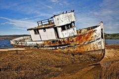 Inverness' Boat