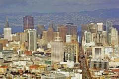 San Francisco's Skyline