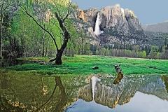 Yosemite Refletion