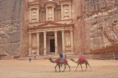 Jordan's Petra